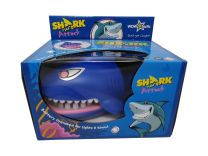 Shark Attack Toy game with lights and sound
