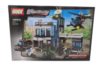 WOWtastic - SWAT Police Building Brick Set Compatible with Lego 566pcs