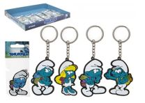 SMURFS the Lost Village - Rubber Key Ring