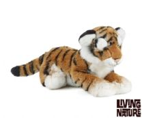 Living Nature Tiger Cub 25cm