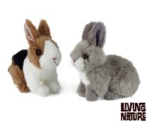 Living Nature Pet Rabbit 17cm