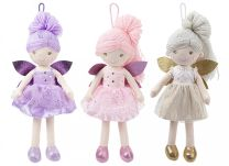 Plush Fairy Doll 38cm