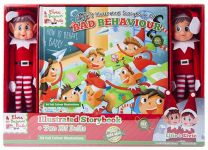Story Book with Boy & Girl Elf - GIFT SET