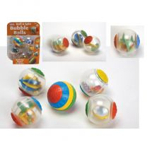 Fun Time - Roll & Spin Bubble Activity Balls