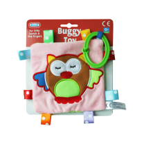 Soft Buggy Activity Toy - Wrapped Grotto Toy