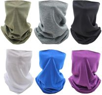Tube Face Wrap Head Wear Face Covering Mixed