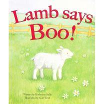 Lamb Says Boo!  Story Book