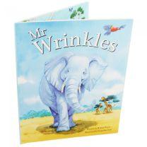 Mr Wrinkles Story Book