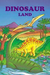 Dinosaur Land Personalised Book
