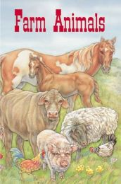Farm Animals Personalised Book