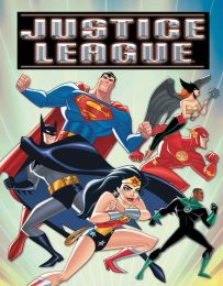 Justice League Personalised Book - (Large)