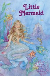 Little Mermaid Personalised Book