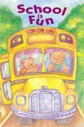 School is Fun Personalised Book