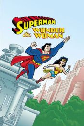 Superman and Wonder Woman Personalised Book