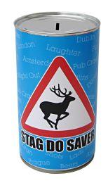 Stag Do Savings Fund  Tin - (LRG)