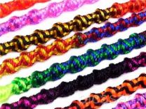 Peruvian Twisted Friendship Bracelet