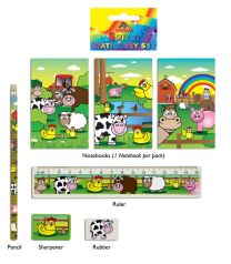 Farm Stationery Set