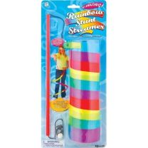 Rainbow Stunt Streamer - 2m