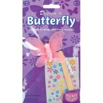 Butterfly Design Craft Kit