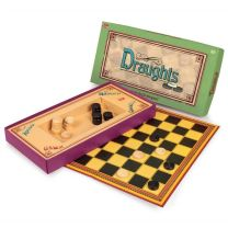 Classic Draughts Board Game