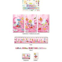 Fairy Princess Stationery Set - 5pce