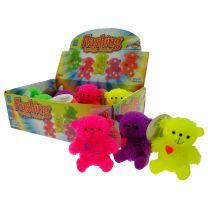 HGL - Flashing Squeezy Puffer Teddies