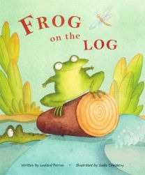 Frog on the Log Story Book