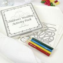 Childrens Wedding Activity Pack
