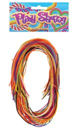 Scoobies Play String Pack of 40