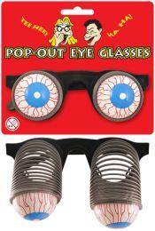Novelty Pop Out Eye Glasses
