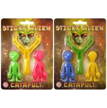 Sticky Alien Catapult