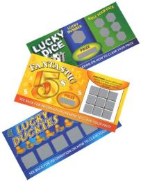 Joke Lotto Tickets (3)