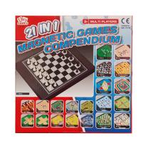 21 in 1 Family Games Compendium