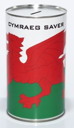 Welsh Saver Savings Tin - (LRG)