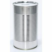 Blank Savings Tin - Large