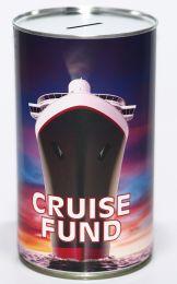 Holiday Cruise Fund Savings Tin - (LRG)