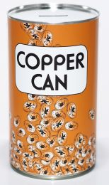 Copper Saver - Savings Tin - (LRG)