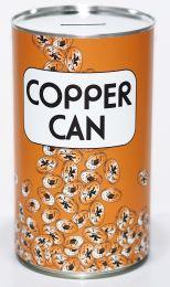 Copper Saver - Savings Tin - (LRG)