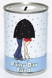 Rainy Day Fund Savings Tin