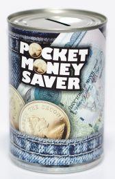 Pocket Money Savings Tin
