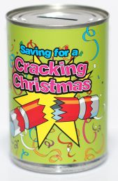 Christmas Fund Savings Tin
