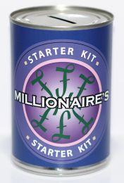 Millionaire Starter Fund Savings Tin