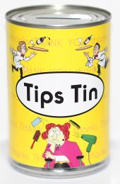 Tips Tin - Savings Fund