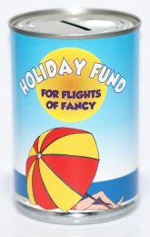 Holiday Fund Savings Tin
