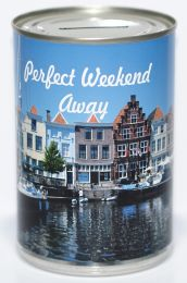 Perfect Weekend Away Savings Tin