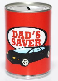 Dads Fund Savings Tin