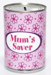 Mums Fund Savings Tin