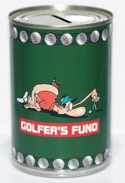 Golfers Fund Savings Tin