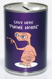 Phone Bill Fund Savings Tin