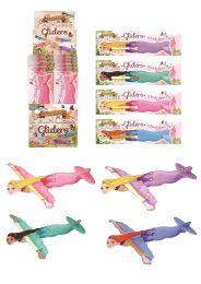 Polystyrene Flying Gliders - Princess Designs